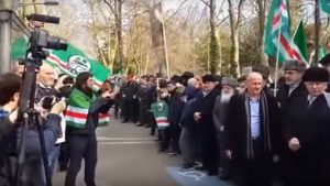 События в Стразбурге 23 февраля 2017