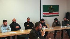 Конференция Барт-Маршо в Страсбурге приуроченная ко Дню Независимости Чеченской Республики Ичкерия