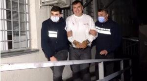 Read more about the article На фоне муниципальных выборов в Грузии, властями был арестован вернувшийся на родину Михаил Саакашвили.